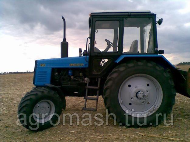 Трактор МТЗ 8922 Беларус