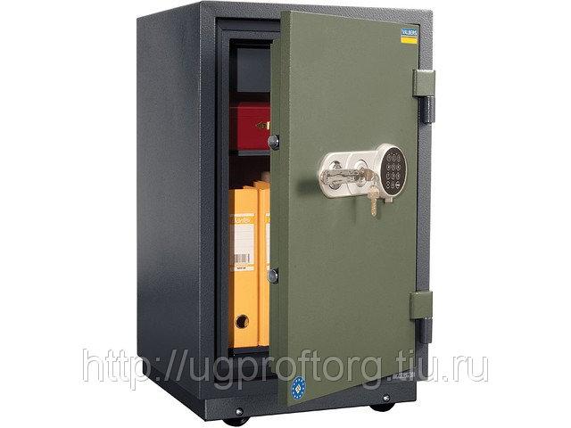 Огнестойкий сейф — VALBERG FRS 75T EL