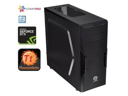 Системный блок CompYou игровой компьютер CompYou Game G777
