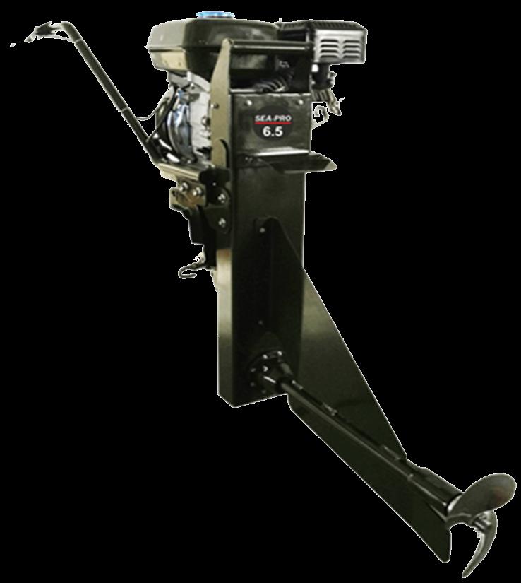 Подвесной лодочный мотор болотоход SEA PRO SMF 6