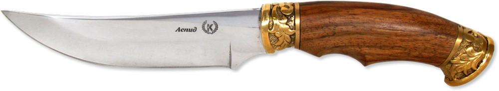 Нож нескладной гардовый Кизляр АСПИД К (3508)