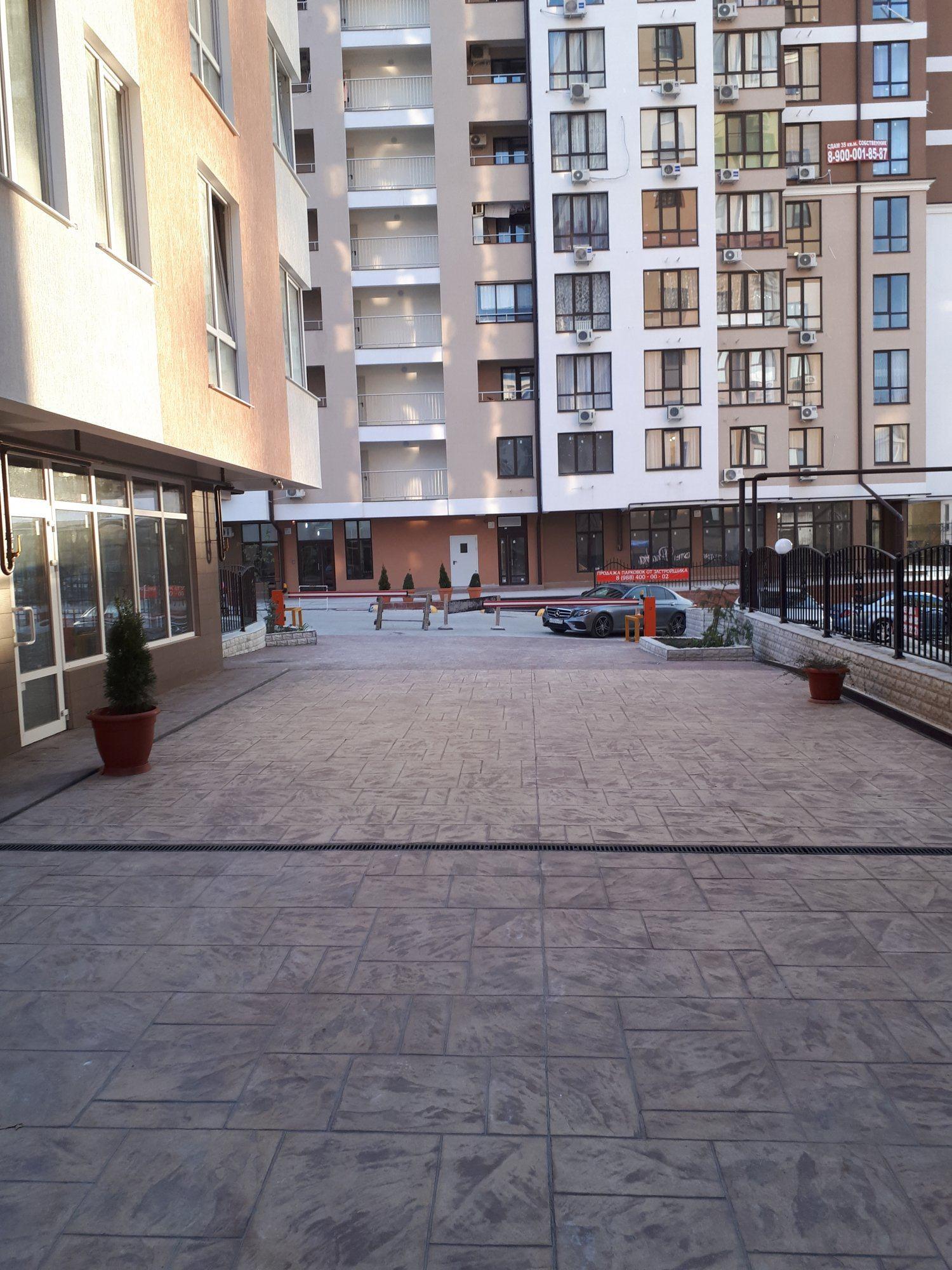 Двухкомнатная квартира в Сочи в 350 метрах от моря