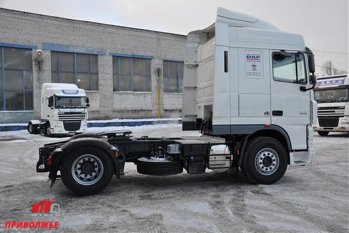 DAF FT XF 105.460 HW
