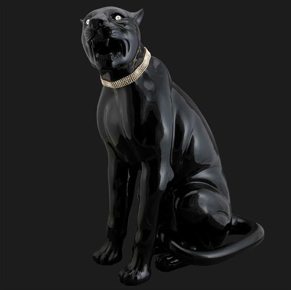 Статуэтка Пантера