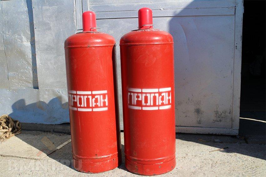 Пропан 50 литров