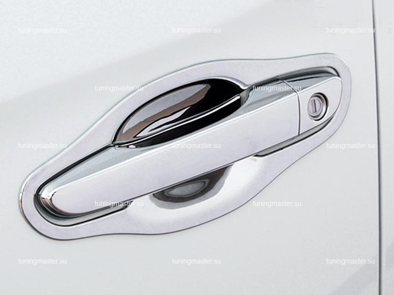 Накладки на ручки Hyundai Creta
