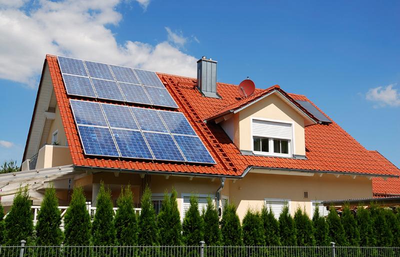 Солнечные электростанции (готовые комплекты)