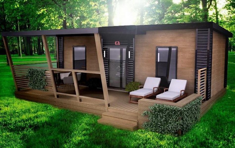 Мобильные гостиницы и дома
