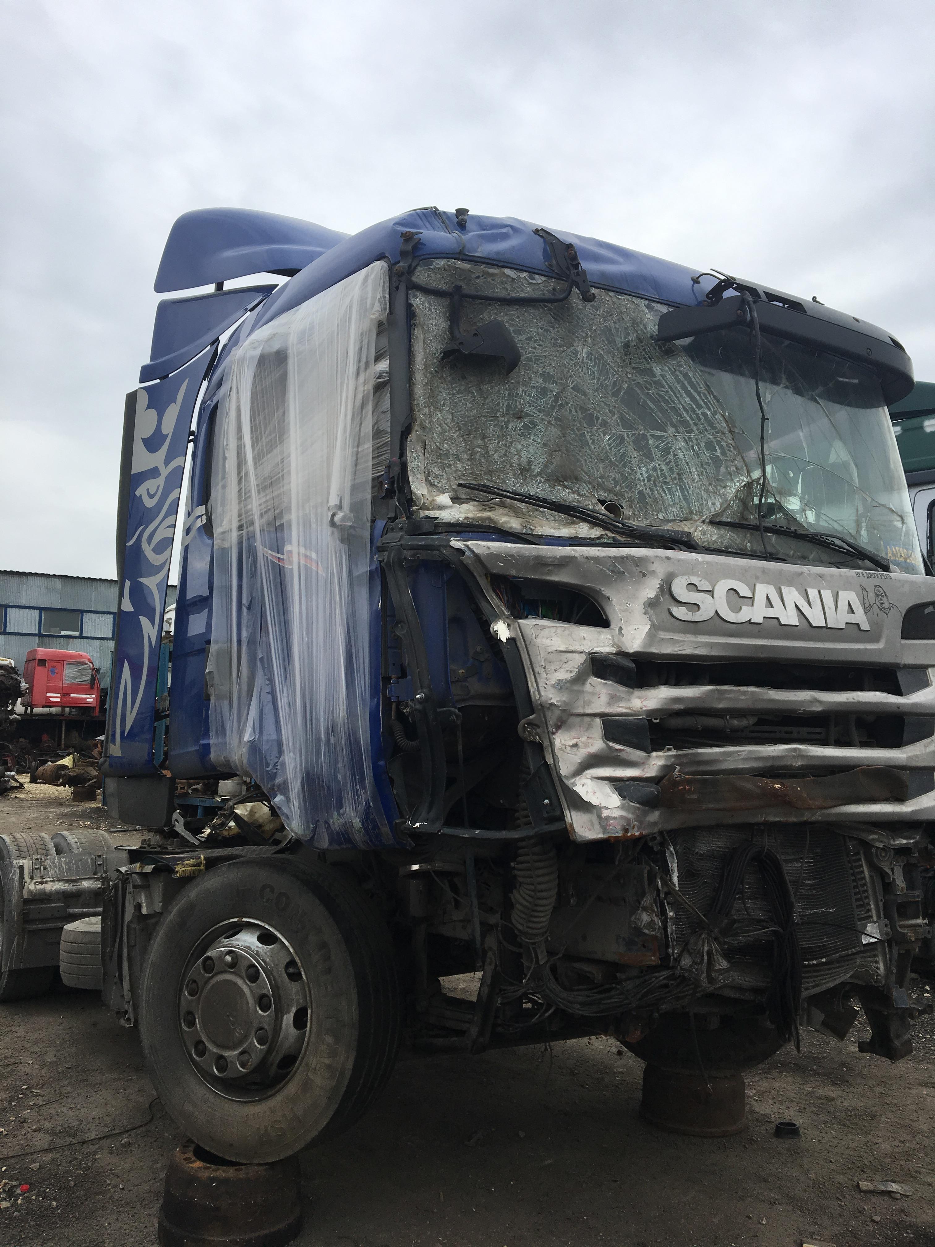 Тягач седельный Scania G 380 2012 года
