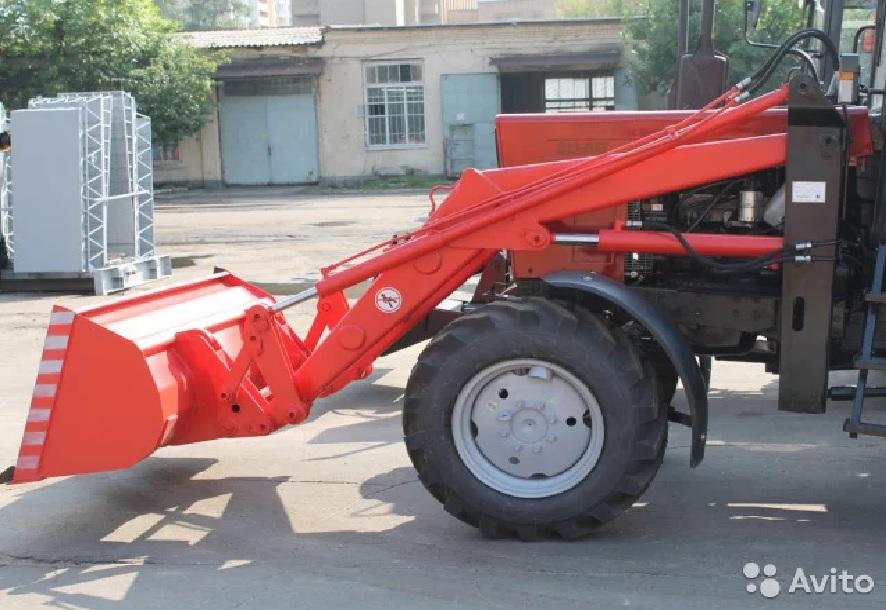 Кун без трактора мтз - модель пфн-038, новый