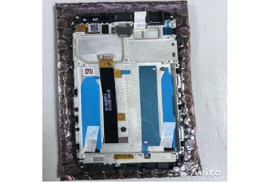 Модуль LCD asus ZC553KL (оригинальный В рамке)