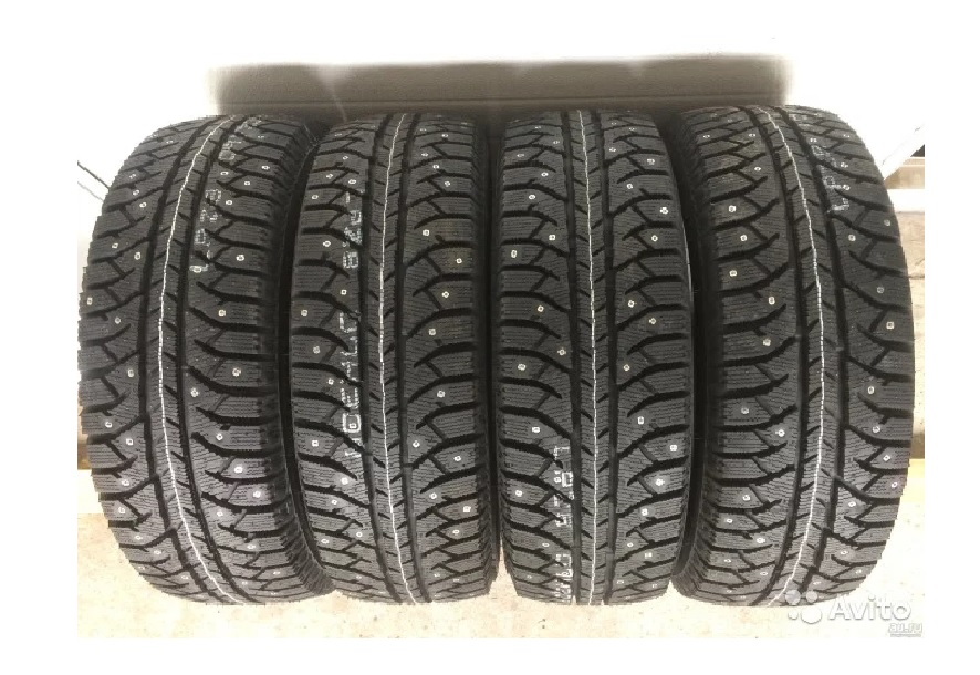 Bridgestone Ice Cruiser 7000S 205/55R16