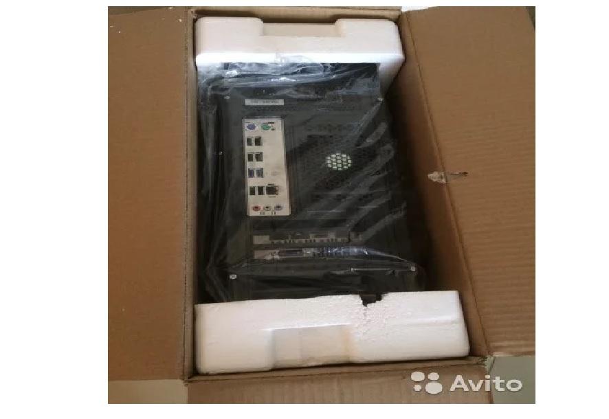 Игровой компьютер AMD X8 FX-8370/8 gb озу/RX480 4