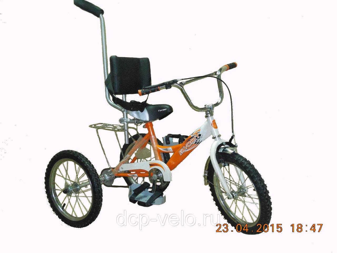 Велотренажер для детей с дцп