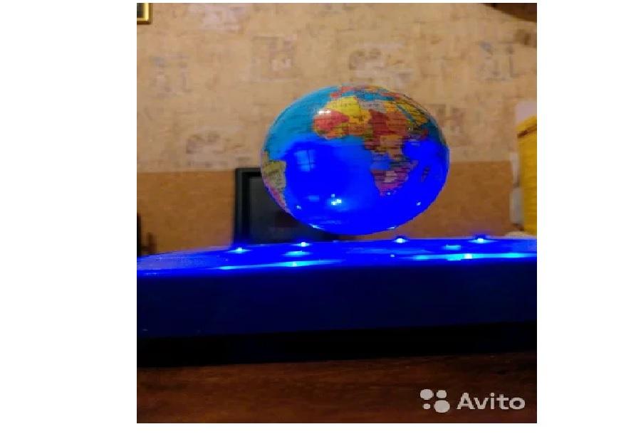 Левитация глобус парящий глобус