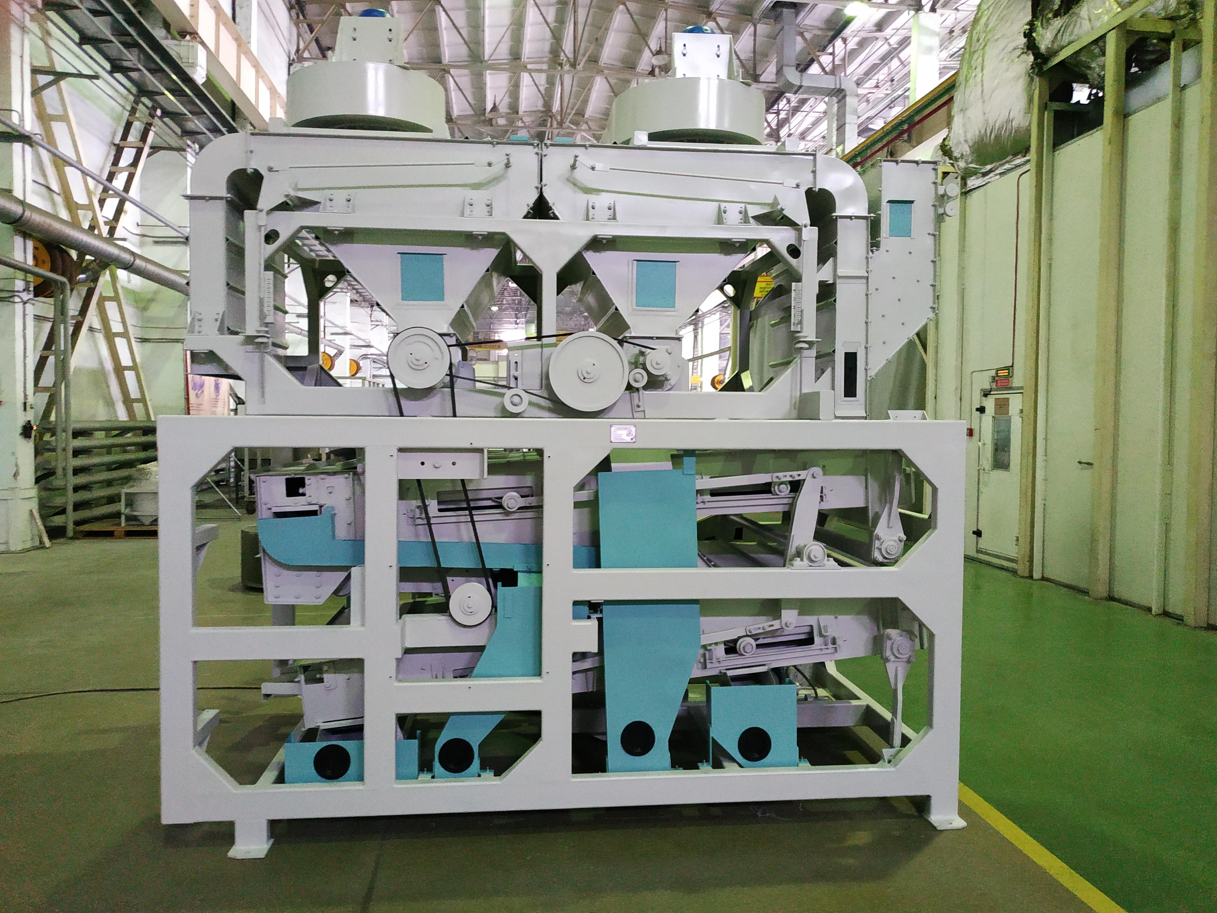 Зерноочистительная машина ЗМ-20