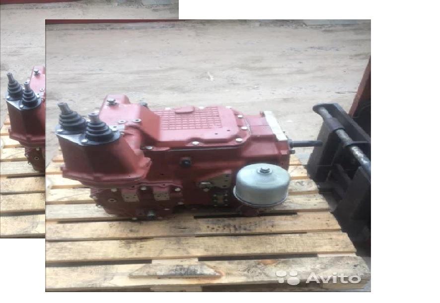 Коробка передач кпп мтз 1221 (112-1700010-А-10)