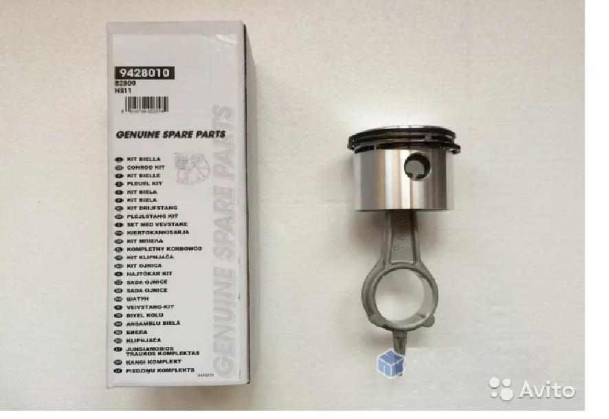Набор шатунно-поршневой для B2800 (9428010)