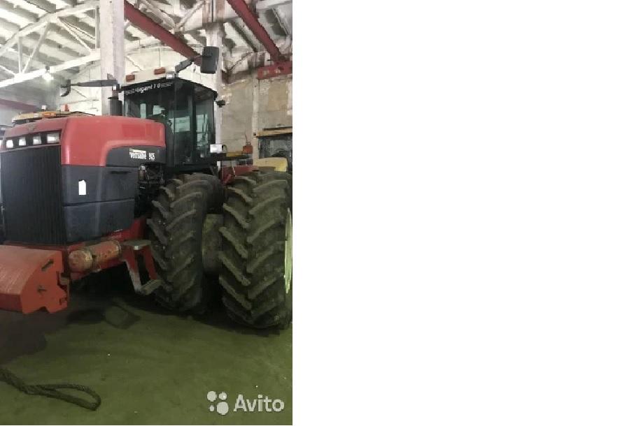 Трактор бюлер