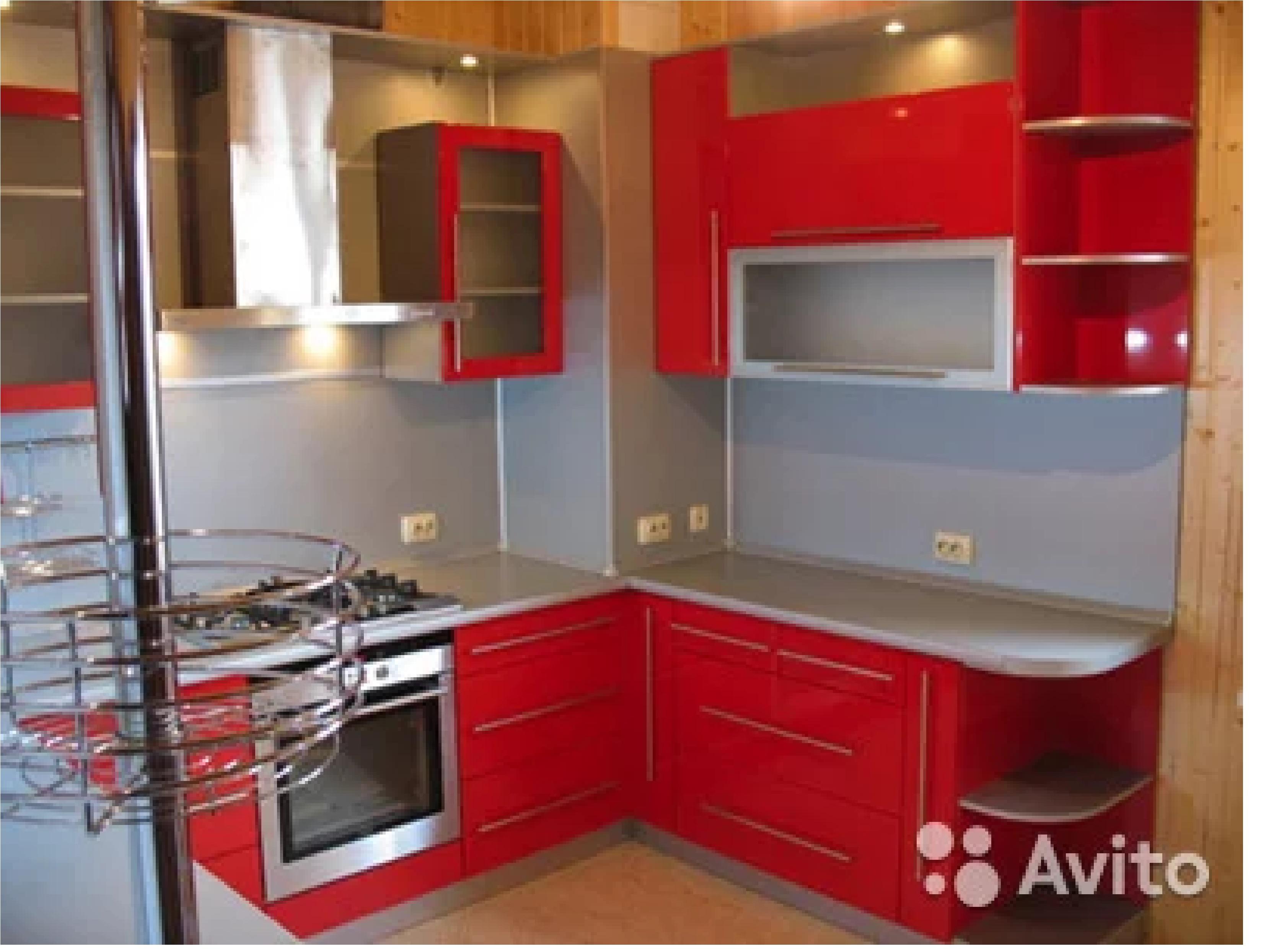Кухни и корпусная мебель на заказ