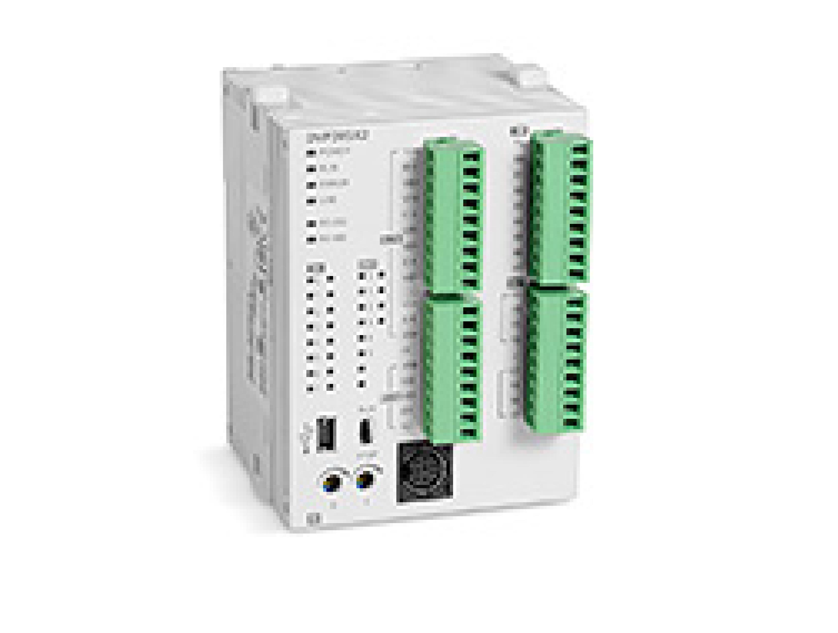 ПЛК серии S DVP-SX2 с расширенным набором функций с аналоговыми входами/выходами