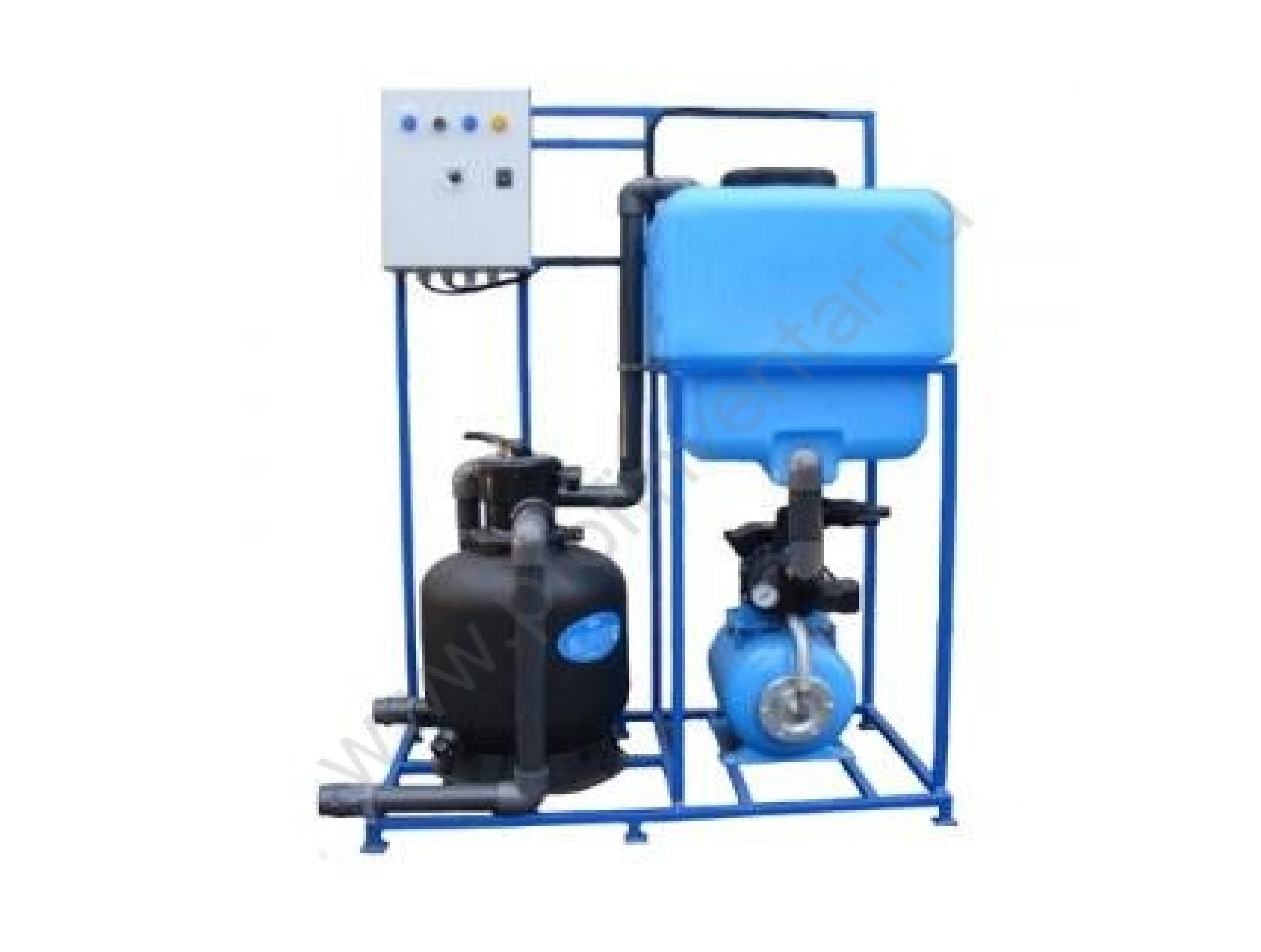 Система очистки воды Арос Эконом