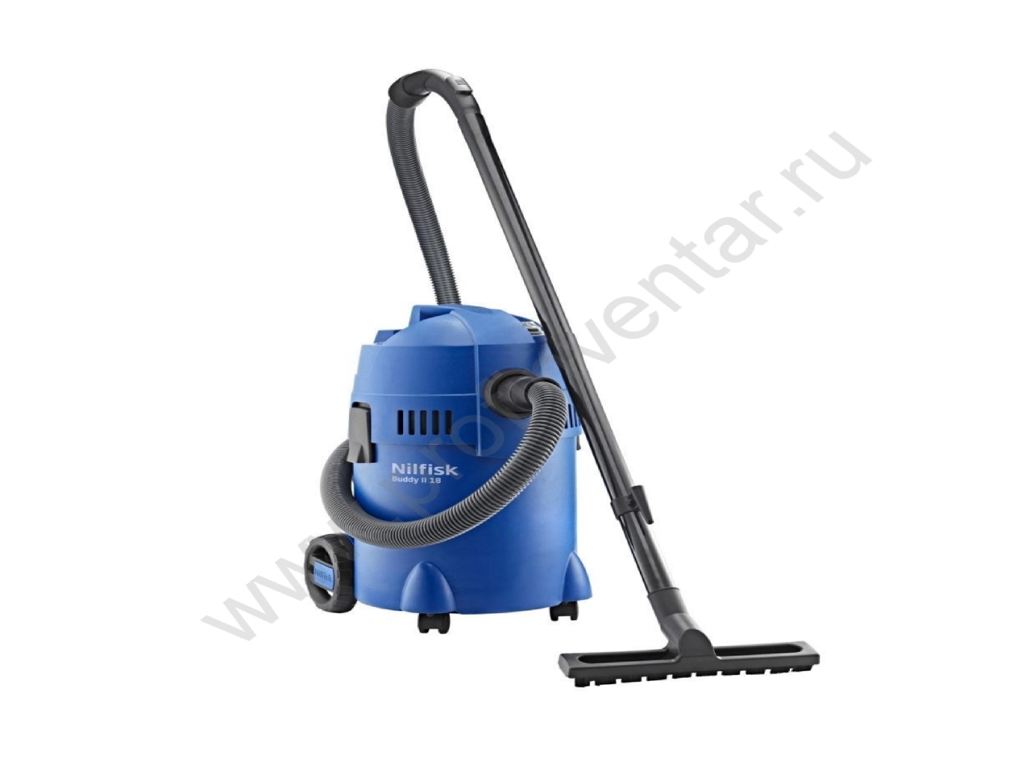 Nilfisk BUDDY II 18 Бытовой пылесос для сухой и влажной уборки