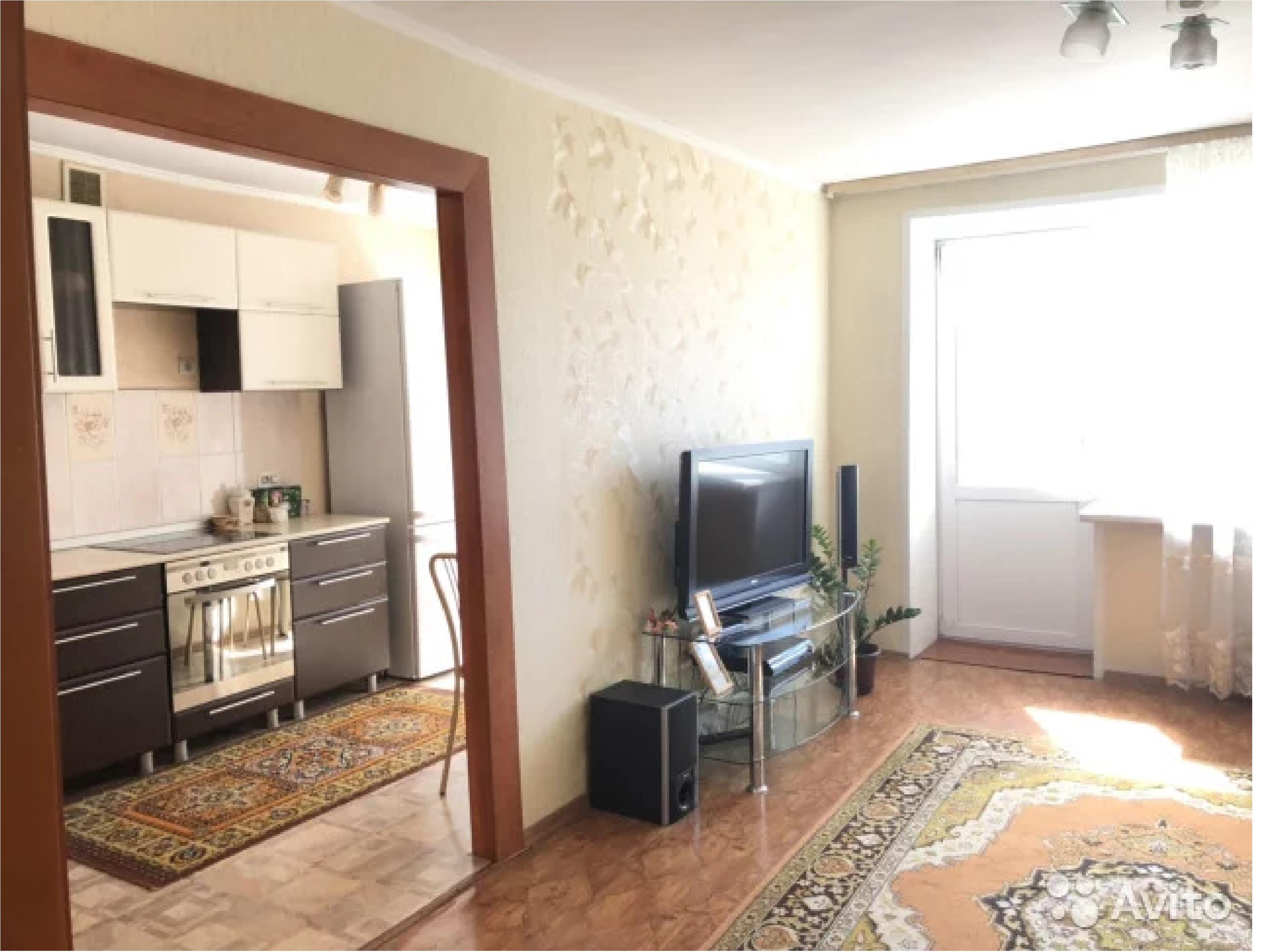 4-к квартира, 85 м², 4/5 эт.