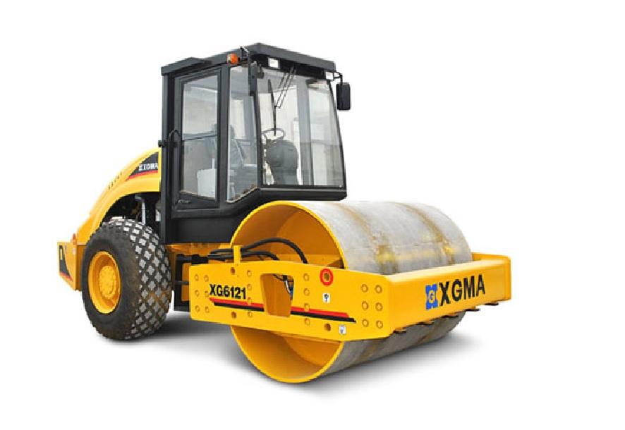 Вибрационные дорожные катки XGMA