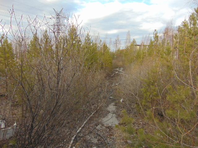 Участок промназначения для склада, ангара г. Асбест, Свердловская область.