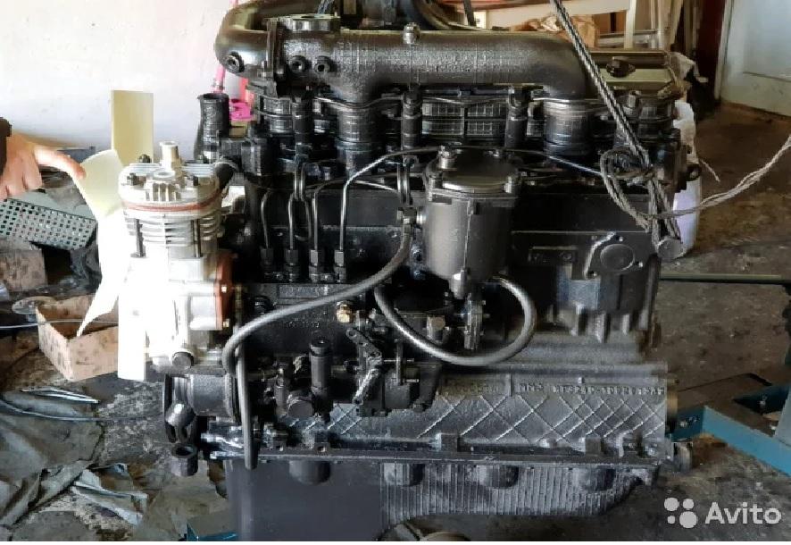 Двигатель д245.12 для ЗИЛ бычок, ЗИЛ 131
