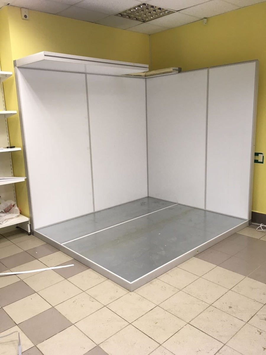 Холодильная камера 12.38м3 ппу50 новая