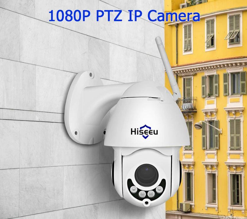 Доставка уличная камера купол wi-fi IP 2MP 1080P