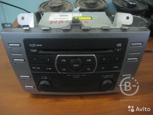 Головное устройство Mazda 6 GH