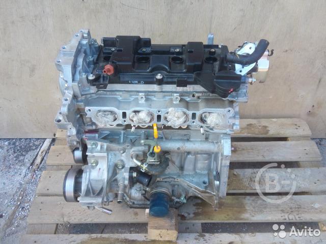 Двигатель MR20DD Nissan Qashqai J11 номерной