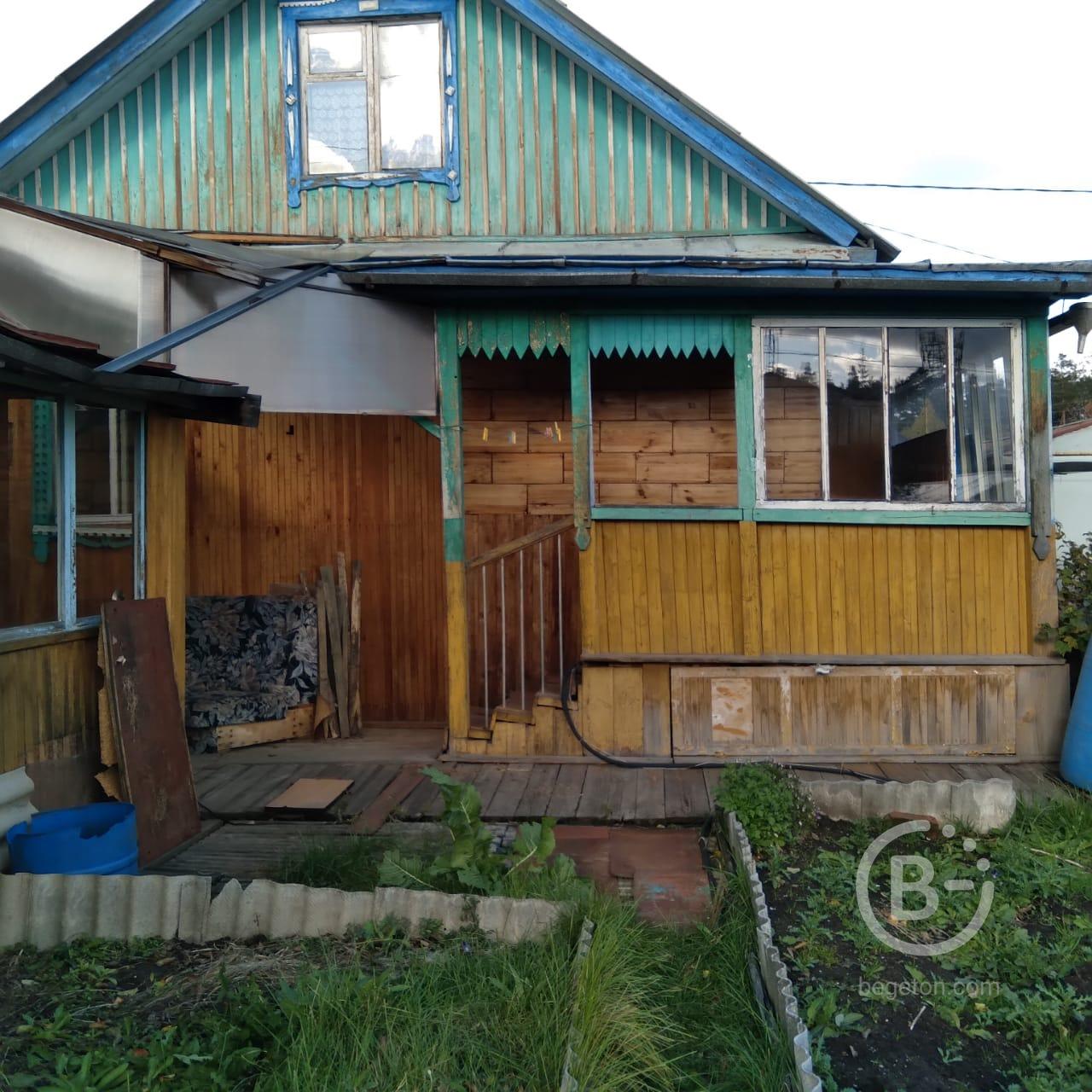 Садовый домик на Чусовском тракте, г. Екатеринбург.