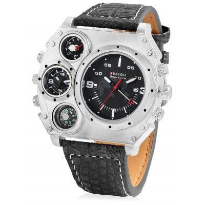 Jubaoli по 1179 кварцевые мужские наручные часы