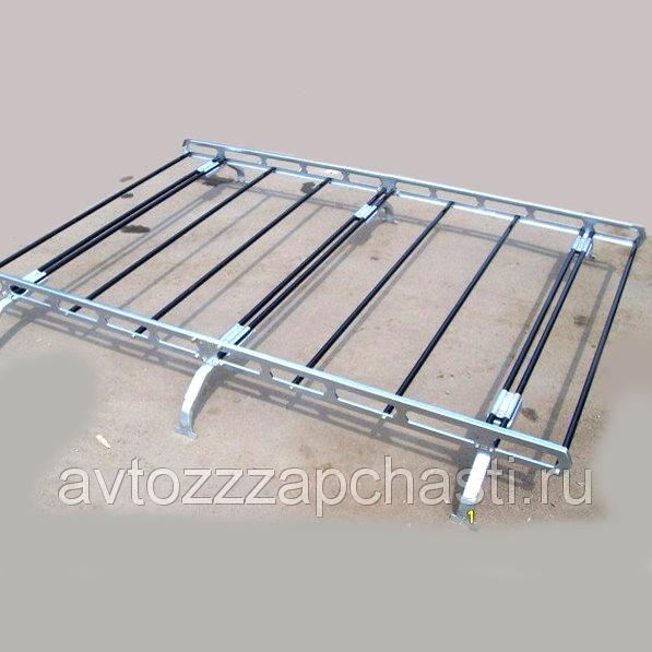 Багажник ВАЗ 2102, 2121, 21213 Белаз трехопорный
