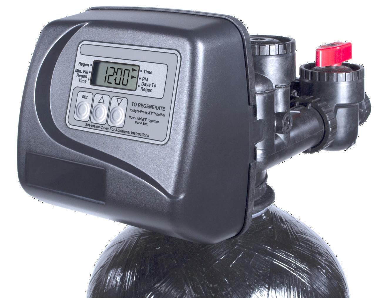 Фильтр умягчения воды ФИП 0844 с клапаном управления Сlack ( 3 х кнопочный)