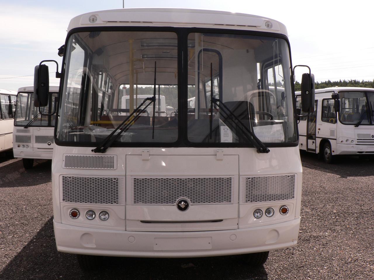 Автобус Паз 32053 городской пригородный