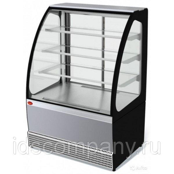 Витрина холодильная Veneto VS 1,3, нержавейка