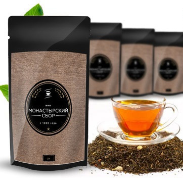 Монастырский чай при климаксе
