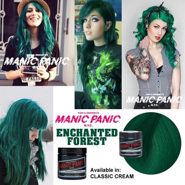 Красители Manic Panic
