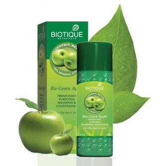 Шампунь для волос Зеленое Яблоко (Bio Green Apple ) 210 мл