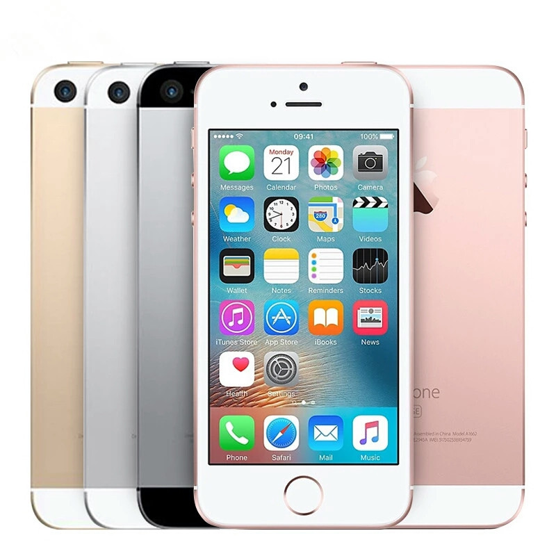 Apple iPhone SE, 32ГБ, gold