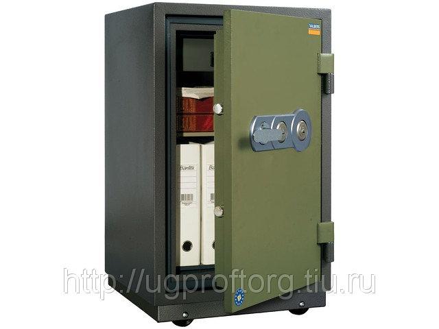 Огнестойкий сейф — VALBERG FRS 75T KL