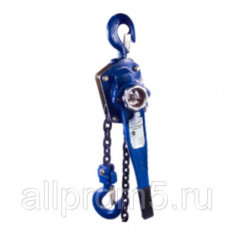 Таль ручная рычажная TOR ТРР ТРШСР 0,75ТХ12М (тип HSH)