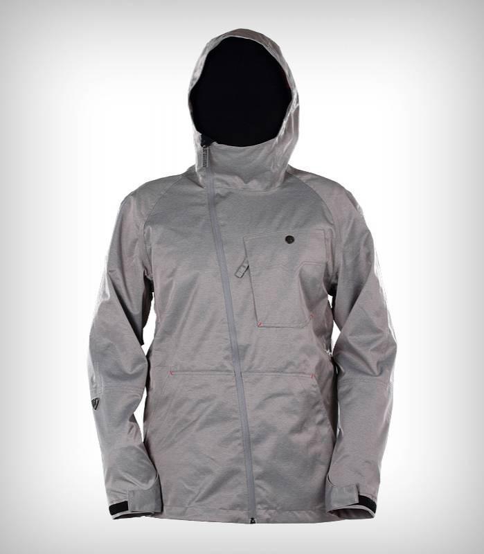 Куртка мужская VIRUS TarOs серая
