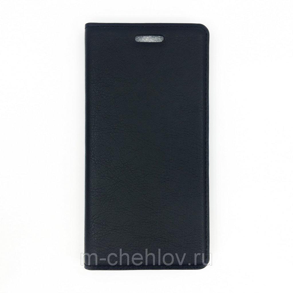 Чехол книжка для Samsung Galaxy S6 (Nice, черный)