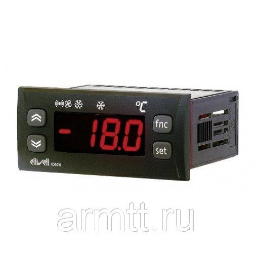 Электронный блок управления ELIWELL EW Plus 974 220В(на два датчика)
